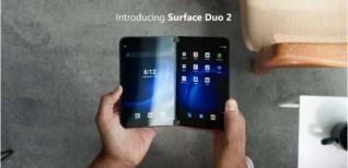 Microsoft Surface Duo 2 xuất hiện với màn hình lớn hơn, 5G và cụm ba camera sau