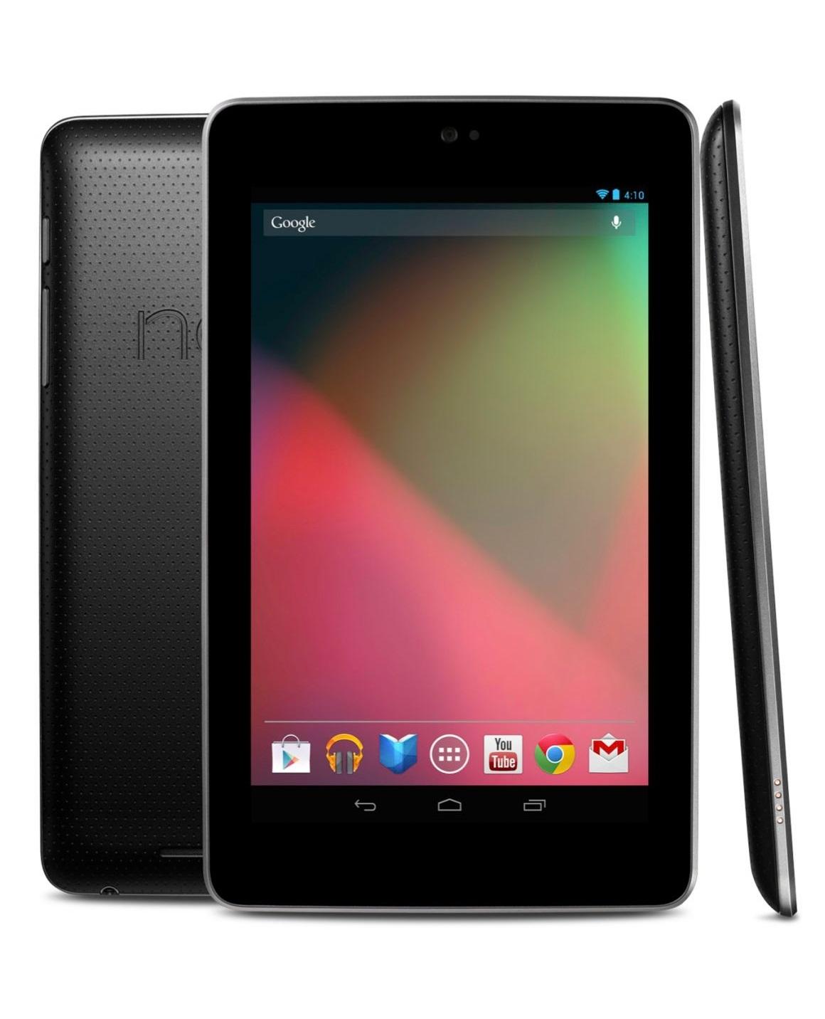 Google Nexus 7 2012