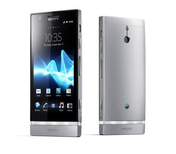 Sony LT22i (XPERIA P)