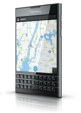 BlackBerry PassPort-Q30