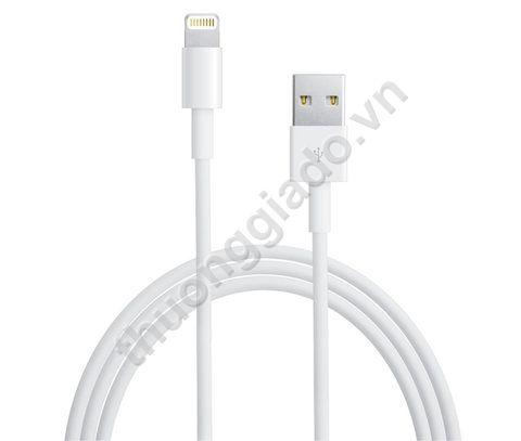 """Cáp sạc usb lightning chính hãng Apple, iPhone 5s, iPhone 6, iPhone 7 Plus (5.5"""")"""