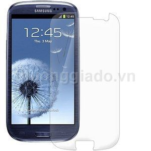 Dán màn hình chống vân tay cho Samsung Galaxy SIII,S3,i9300