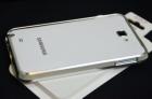 Aluminum Bumper Case For Samsung Galaxy Note N7000