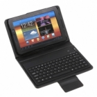 "Bàn phím Bluetooth samsung P6800/ Galaxy Tab 7.7"" kèm bao da book cover"