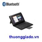 Bàn phím bluetooth kèm bao da cho Samsung Galaxy Tab 8.9 P7300
