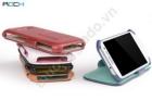 Bao Da Rock Dance Series Cho Galaxy SIII, S3, i9300  (Side Flip Leather Case)
