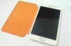 Bao Da Samsung Galaxy Note N7000 Màu Cam(Chính hãng,tặng kèm theo máy)