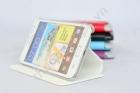 Bao Da Samsung Galaxy Note N7000 (Kiểu mới, có kệ  giữ máy)