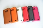 Bao Da Samsung Galaxy SII, S2, i9100 nhiều màu sắc, cầm tay nắp gập mở kiểu flip