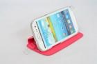 Bao Da Samsung Galaxy SIII, S3, i9300 (Cầm tay có kệ  giữ máy)