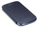 Bao Da Samsung Galaxy SIII, S3, i9300 Flip Cover  Blue ,Hàng chính hãng