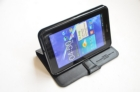 Bao Da Samsung Galaxy Tab 7.0 Plus P6200,Hiệu Capdase,da mịn,case ôm máy là silicone mềm