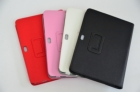 "Bao Da Samsung Galaxy Tab P7500 P7510(Tab 10""),cầm tay nắp mở gập kiểu flip"