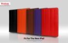 Bao Da YooBao cho New iPad( iPad 3) - New iPad (iPad3) iSmart leather case