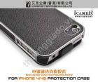 Bao Da iCarer cho iPhone 4S, iPhone 4