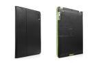 Bao Da iPad 2 iPad 3, New iPad 2012, Hiệu CAPDASE, mặt lõm lỗ chỗ