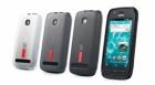 Bao Silicone CAPDASE Cho Nokia 603
