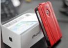 Bao da Ferrari cho iPhone 4, iPhone 4S