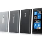 Bao silicone CAPDASE cho Nokia Lumia 800