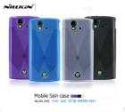 Bao silicone NillKin cho Sony Ericsson Ray ST18i