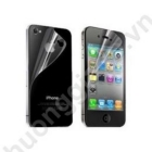 Dán màn hình iphone 4, 4S(2 mặt: trước và sau)
