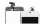 Màn hình/cảm ứng iPhone 4S White LCD/DIGITIZER(Nguyên Khối)