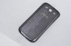 Nắp lưng, nắp đậy pin Samsung Galaxy SIII, S3,i9300 màu xanh , Back Cover