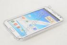 Ốp lưng Silicone cho Samsung Galaxy Note II, Note 2, N7100 (Có chân chống định vị máy)