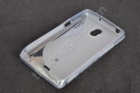 Ốp lưng silicone Xperia T LT30P