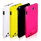Vỏ ốp lưng cho Samsung Galaxy Note N7000 (Hiệu Rock - Colorful)