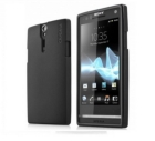 Silicone CAPDASE cho Sony Xpria S LT26i