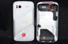 Nắp lưng, nắp đậy pin cho HTC Sensation XE Z715e G18 Màu Trắng , White Back Cover
