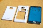 Vỏ Samsung Galaxy SII ,S2, i9100 màu trắng , White Housing