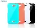 Vỏ ốp Rock cho HTC One X S720e (NakeShell Color ful) ốp bóng nhiều màu sắc