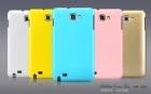 Vỏ ốp lưng cho Samsung Galaxy Note N7000 ( NillKin - Colorful)