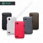 Vỏ ốp lưng NillKin sần cho HTC Desire V T328w, Desire X T328e Super Frosted Shield