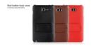 Vỏ ốp lưng bằng da cho Samsung Galaxy Note N7000 ( Có chân chống, hiệu Hoco)