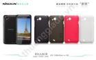 Vỏ ốp lưng cho HTC T328d Desire VC (Ốp sần, NillKin)