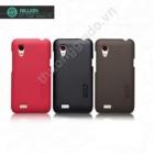 Vỏ ốp lưng cho HTC T328t  Desrie VT ( Ốp sần , NillKin)