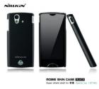 Vỏ ốp lưng cho Sony Ericsson Xperia Ray ST18i ( Hãng NillKin)