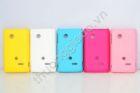 Vỏ ốp lưng cho Sony Xperia Tipo ST21i (Nhiều màu sắc)