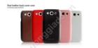 Vỏ ốp lưng da Samsung i9300, galaxy sIII, s3 (Hãng Hoco)