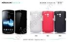 Vỏ ốp lưng NillKin cho Sony Xperia Neo L MT25i (Loại sần)