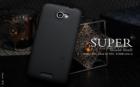 Vỏ ốp sần NillKin cho HTC One X,màu đen