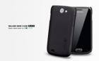 Vỏ ốp lưng sần NillKin cho Samsung Galaxy W i8150