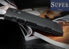 Vỏ ốp lưng sần NillKin cho Sony Xperia P , LT22i