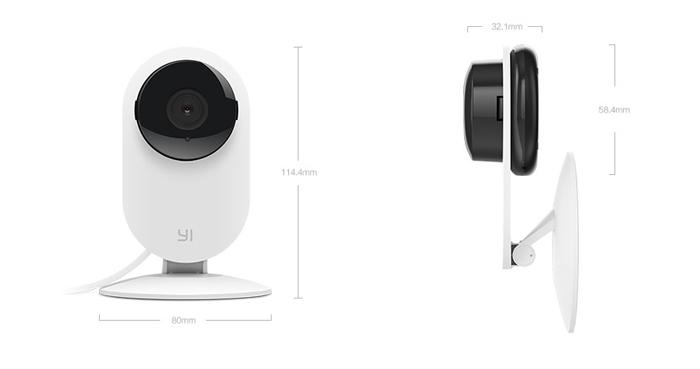 Camera IP Xiaomi YI bản xem ngày đêm, tiếng việt, thời gian tua chính xác, độc quyền của xiaomi vietnam BAJi-camera-ip-thong-minh-xiaomi-yi-hd-720p-n-c-60