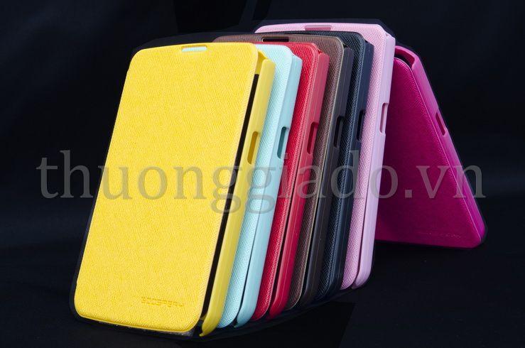Bao Da LG Vu 3 - F300 (  Mercury Fancy Diary Leather Case)