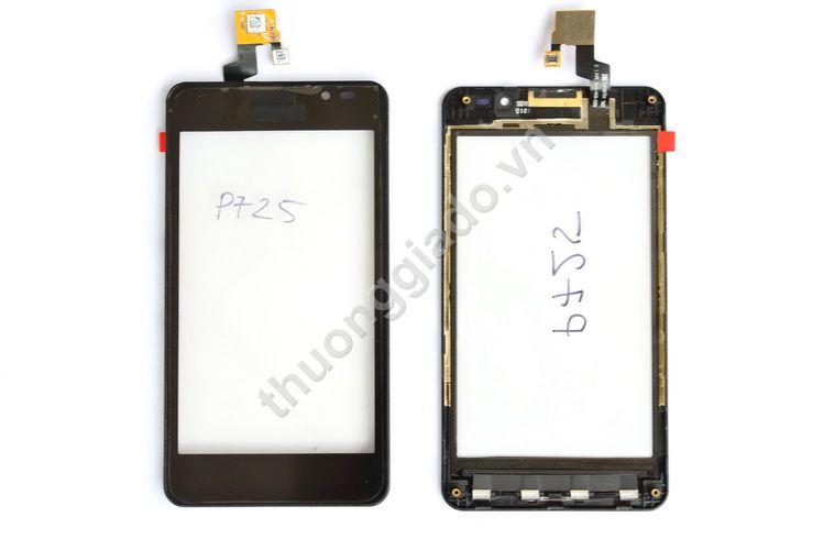 Cảm ứng LG Optimus 3D Max P725 BLACK ORIGINAL DIGITIZER
