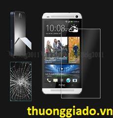 Miếng dán kính cường lực cho HTC One (M7), 802t Premium Tempered Glass Screen Protector